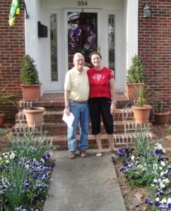 April 2010 - John & Susan Warner, 554 Thole St