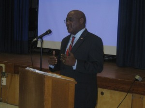 Commonwealth's Attorney Greg Underwood (D), incumbent, unopposed