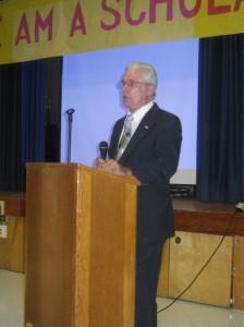 Sheriff candidate Neil Bradley (R)