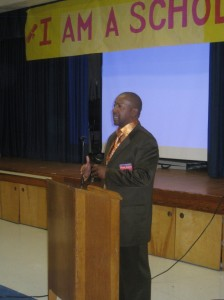 Sheriff candidate Sean Jones (I)