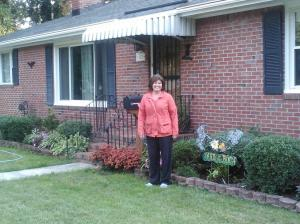 October 2013 - Harry and Ellen Minium, Suburban Acres Yard-of-the-Month, 521 Suburban Parkway