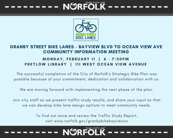 bike lane meeting feb 2019