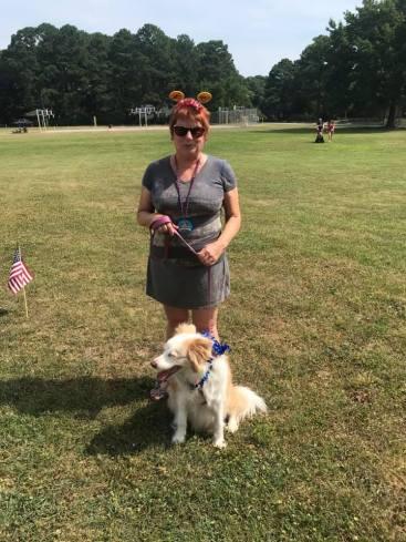 Best Dressed Pet - Shivon & Susan Boice